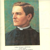 Image of McGivney  Poster