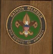 Image of KOC Boy Scouts Pateon Recognit