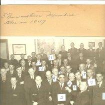 Image of Kof C 25 and older members