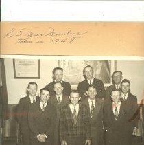 Image of KofC 25 year members in 1948