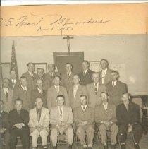 Image of 25 Years Members 1953