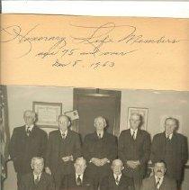 Image of KofC Honorary Life Members 195