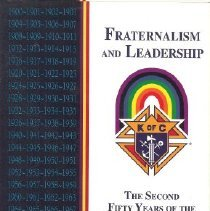 Image of Book - Fraternalisim and Leadership