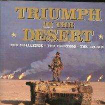 Image of Triumph in the Dessert