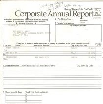 Image of NCHS Corporate Annual Reports