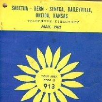 Image of Directory, Telephone - SWB Telephone Directory