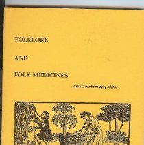 Image of Folklore Medicines Book