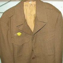 Image of Holsapple military jacket