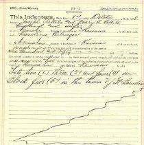 Image of Deed - General Warranty Deed, Rettele to Rillinger