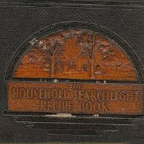 Image of Book - The Household Searchlight Recipe Book