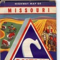 Image of 1940 Missouri Map