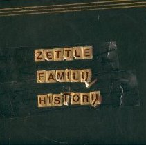 Image of Zettle Family History
