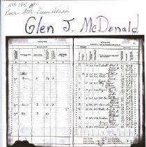 Image of Genealogy - McDonald
