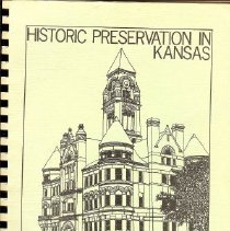 Image of Historic Preservation in Kansa