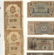 Image of Currency - Korean currency