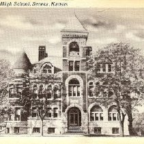 Image of Postcard - Seneca High School
