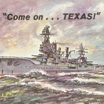 Image of Booklet - Come on Texas