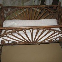 Image of Wicker Cradle