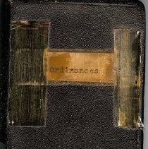 Image of Booklet - Ordinances