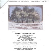 Image of Documents - Joe Jones - Original Landscape Painting review