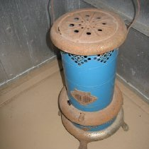 Image of oil burning stove