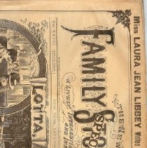 Image of Newspaper - Laura Jean Libbby