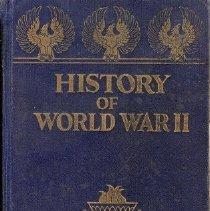 Image of Book - History of World War II