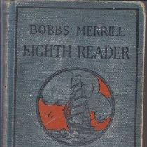 Image of Book, Instruction - Bobbs Merrill Eight Reader