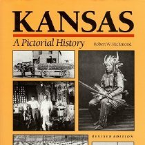 Image of Book - Kansas, A Pictorial History