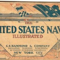 Image of Booklet - US navy book illustrated