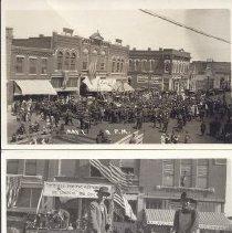 Image of Postcard - Main Street Seneca