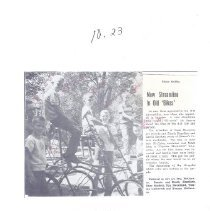 Image of Old bikes