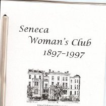 Image of Women's club booklet