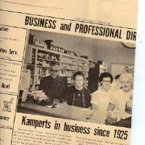 Image of Newspaper - Business and Professional directory