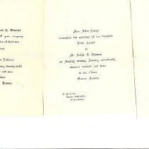 Image of invitations