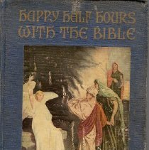 Image of Book - Happy Half Hours with the Bible
