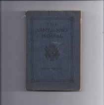 Image of Book - The Army and Navy Hymnal