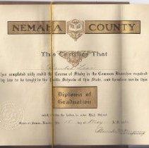Image of Diploma - Diploma of Graduation