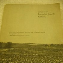 Image of Book - Soil Survey of Nemaha County Kansas