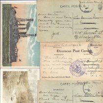 Image of Postcard - Overseas Post Card