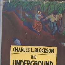 Image of Book - The Underground Railroad