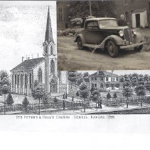 Image of Booklet - Sts's Peter Y Paul's Church, 1886 & Priest