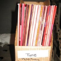 Image of Magazine - Research Magazines: Time, Newsweek, Readers Guide