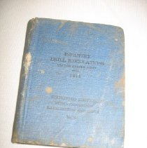 Image of Book - Infanry Drill Regulations, United Strates army, 1911