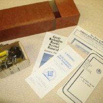 Image of Documents - 5P Freemasonry Documents 7P