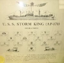 Image of Document - U.S.S. Storm King Operations Certificate
