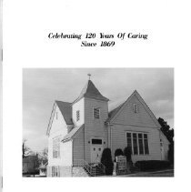 Image of Booklet - Celebrating 120 Years of Caring
