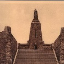 Image of Album, Postcard - Verdun Monuments
