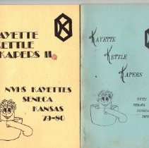 Image of Book, Instruction - Kayette Kettle Kapers
