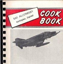 Image of Book, Instruction - RAF Alconbury, Huntingdon, England Cookbook